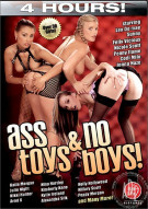 Ass Toys & No Boys Porn Video