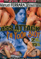 Ass Attack & Im Your Slut Porn Movie