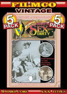 5-Pack Vintage Filmco Porn Movie