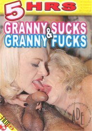 Granny Sucks &amp; Granny Fucks