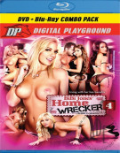 Home Wrecker 4 (DVD + Blu-ray Combo) Blu-ray