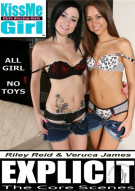 KissMe Girl Explicit: Riley Reid &amp; Veruca James Porn Video