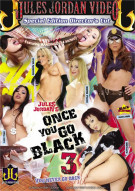 Once You Go Black...You Never Go Back 3 Porn Movie