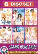 Shaving Young Babes (6-Pack) Porn Movie