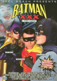Batman XXX: A Porn Parody Porn Video