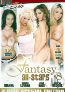 Fantasy All-Stars #8 Porn Movie