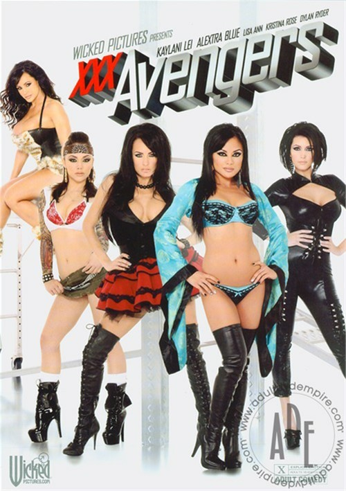 XXX Avengers. Wicked Pictures / Year: 2011. Adult DVDRentalVOD