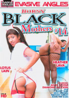Horny Black Mothers 14 Porn Movie