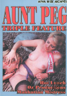Aunt Peg Triple Feature Porn Video