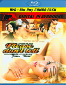 Please Dont Tell (DVD + Blu-ray Combo) Blu-ray