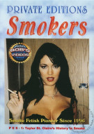 Private Editions Smokers 1: Taylor St. Claires History in Smoke Porn Movie