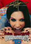 Ass Eaters Unanimous 15 Porn Movie