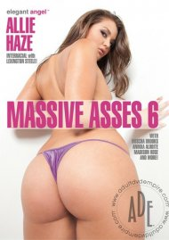 Massive Asses 6 Porn Video