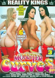 Monster Curves Vol. 18 Porn Movie