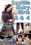 Seattle Hairy Girls 3 &amp; 4 Porn Movie