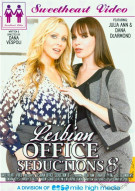 Lesbian Office Seductions 8 Porn Video