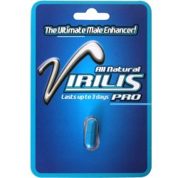 Virilis Pro Male Enhancement - 1 Pill Pack image