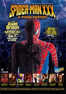 Spider-Man XXX: A Porn Parody Porn Movie