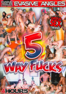 5 Way Fucks Porn Video