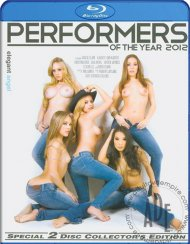 Performers Of The Year 2012 Blu-ray Box Cover Image