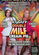 97 Guy Double MILF Cream Pie Porn Movie
