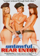 Unlawful Rear Entry Porn Movie