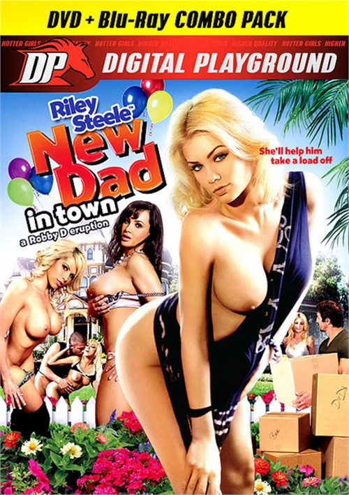 New Dad In Town (DVD + Blu-Ray Combo) Porn Movie View BackWrite a Review