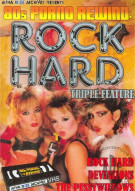 Rock Hard Triple Feature Porn Movie