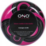 Ono Massage Candle - French Vanilla Sex Toy