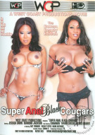 Super Anal Black Cougars Porn Movie