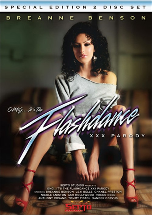 Порно-пародия на фильм Omg It's The Flashdance от студии Septo Prod