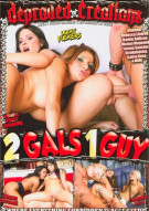 2 Gals 1 Guy Porn Movie