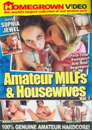 Amateur MILFs &amp; Housewives #7 Porn Movie